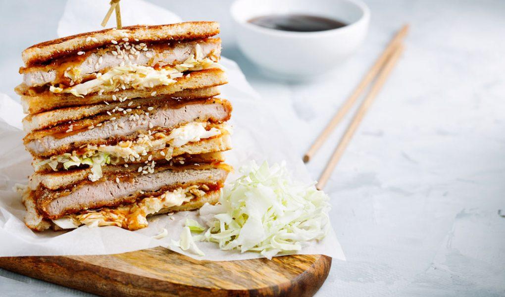 Sandwich Sando Katsu